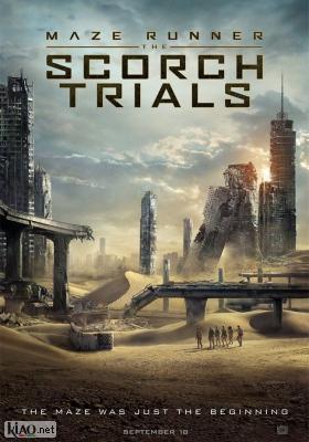 Poster_dk Maze Runner: The Scorch Trials