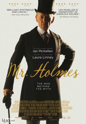 Poster_it Mr. Holmes