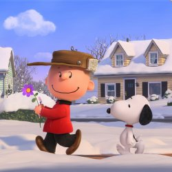 Image Snoopy and Charlie Brown: The Peanuts Movie