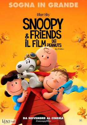 Poster_it Snoopy and Charlie Brown: The Peanuts Movie