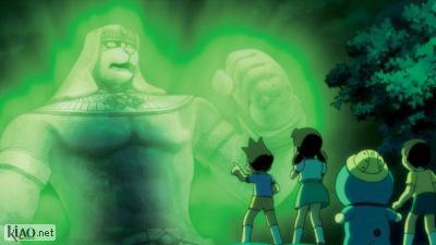 Video Doraemon: New Nobita's Great Demon-Peko and the Exploration Party of Five
