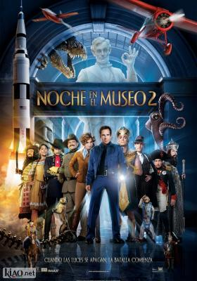 Poster_es Night at the Museum 2
