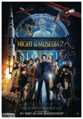 Poster_nl Night at the Museum 2