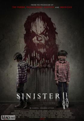 Poster_es Sinister 2