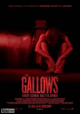 Poster_nl The Gallows