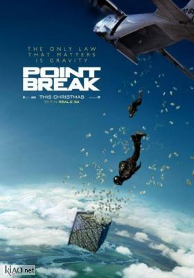 Poster_es Point Break