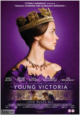 Poster_nl The Young Victoria