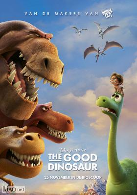 Poster_nl The Good Dinosaur