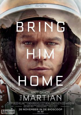 Poster_nl The Martian