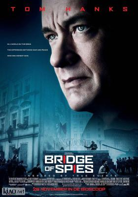 Poster_nl Bridge of Spies