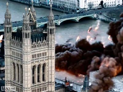 Extrait London Has Fallen