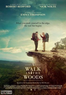 Poster UK A Walk in the Woods