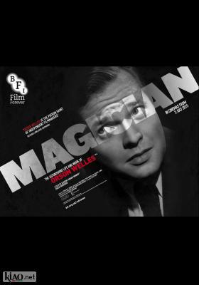Poster_uk Magician: The Astonishing Life and Work of Orson Welles