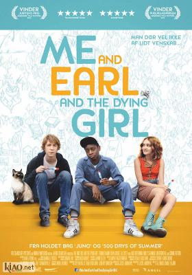 Poster_dk Me and Earl and the Dying Girl