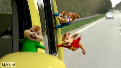 Video Alvin and the Chipmunks: The Road Chip