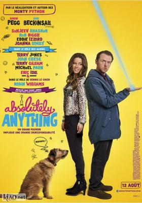 Poster_fr Absolutely Anything