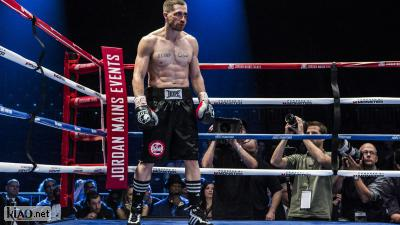 "Video Southpaw - featurette  "" Jake Gyllenhaals omvandling till explosivt muskelpaket"""