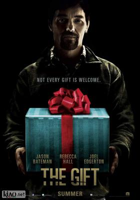 Poster UK The Gift