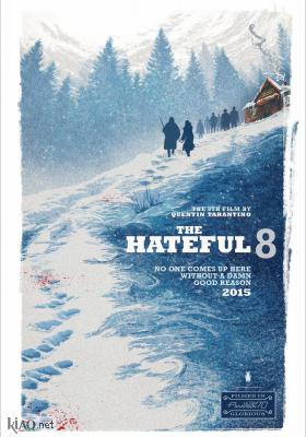 Poster_fi The Hateful Eight
