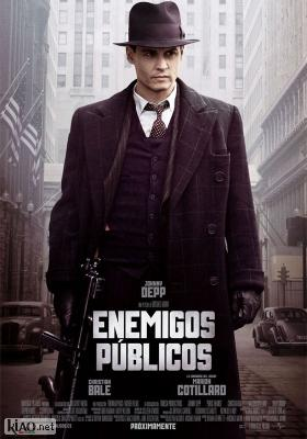 Poster_es Public Enemies