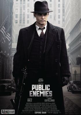 Poster_nl Public Enemies