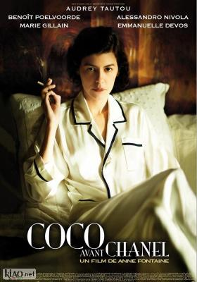 Poster_fr Coco avant Chanel