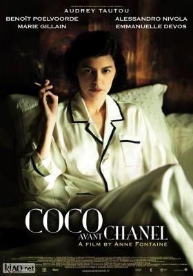 Poster_nl Coco avant Chanel