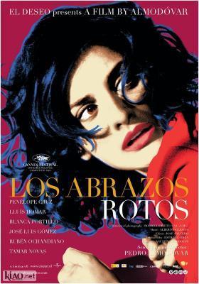 Poster_nl Los Abrazos Rotos