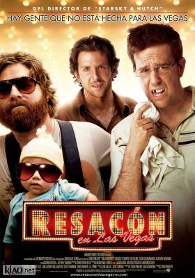 Poster_es The Hangover