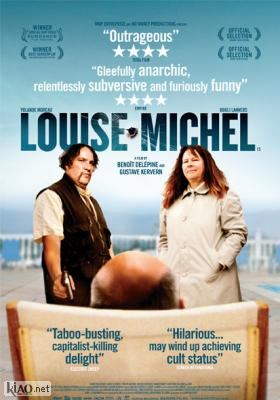 Poster UK Louise-Michel