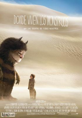 Poster_es Where the Wild Things Are