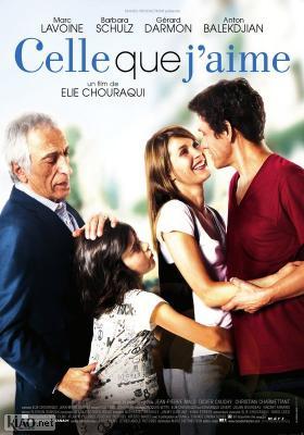 Poster_fr Celle que j'aime