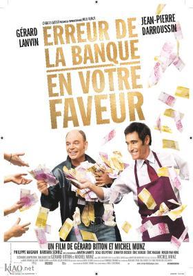 Poster_fr Erreur de la banque en votre faveur