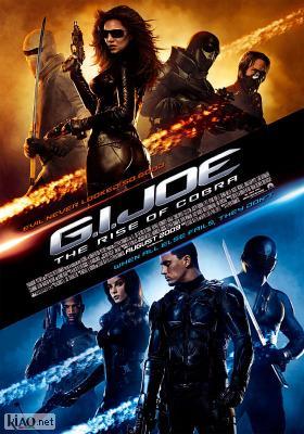 Poster_se G.I. Joe: The Rise of Cobra