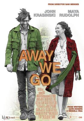 Poster_nl Away We Go