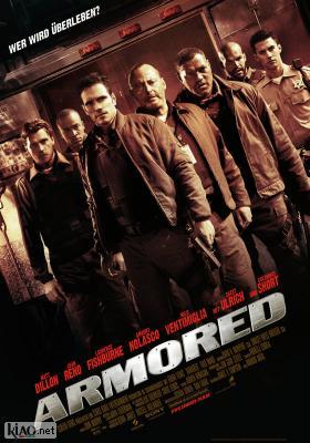Poster_de Armored