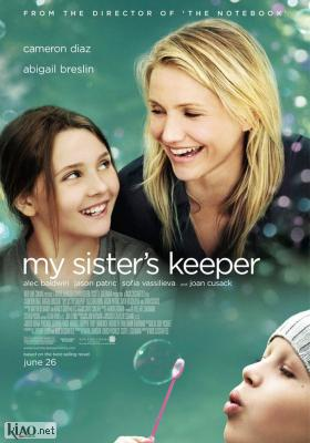 Poster UK My Sister's Keeper
