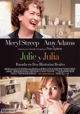 Poster_es Julie & Julia