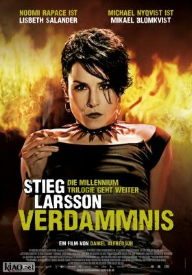 Poster_de Flickan som lekte med elden (The Girl Who Played with Fire)