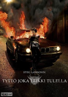 Poster_fi Flickan som lekte med elden (The Girl Who Played with Fire)