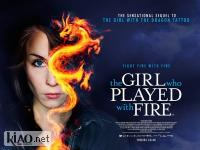 Suppl Flickan som lekte med elden (The Girl Who Played with Fire)