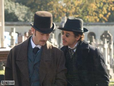Extrait Sherlock Holmes