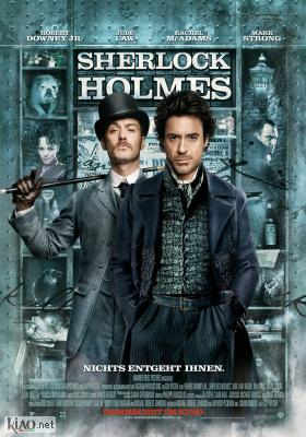 Poster_de Sherlock Holmes