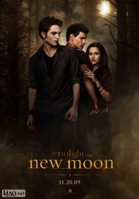 Poster UK The Twilight Saga: New Moon