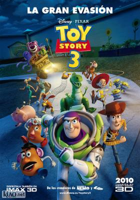 Poster_es Toy Story 3