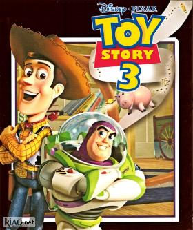 Poster UK Toy Story 3