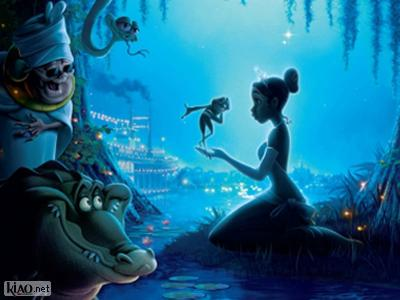 Extrait The Princess and the Frog