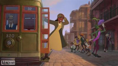 Video The Princess and the Frog