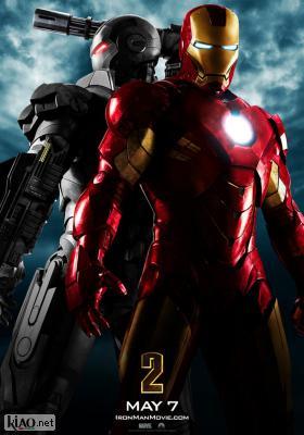 Poster UK Iron Man 2