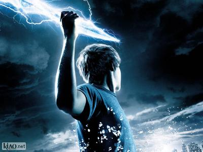 Extrait Percy Jackson & the Olympians: The Lightning Thief